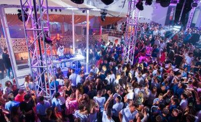 Via Notte : la plus grande discothèque d'Europe à ciel ouvert !