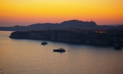 6 magnifiques couchers de soleil en Corse