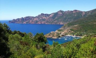 Top 5 des plus belles criques en Corse