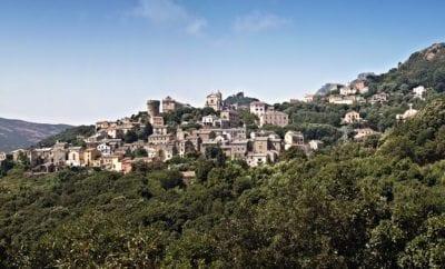 Les tours de Rogliano