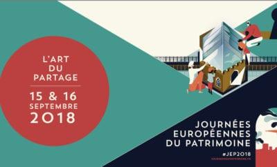 Les journées européennes du patrimoine 2018 en Corse