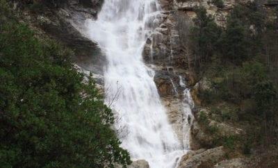 Le Voile de la Mariée, une superbe cascade corse