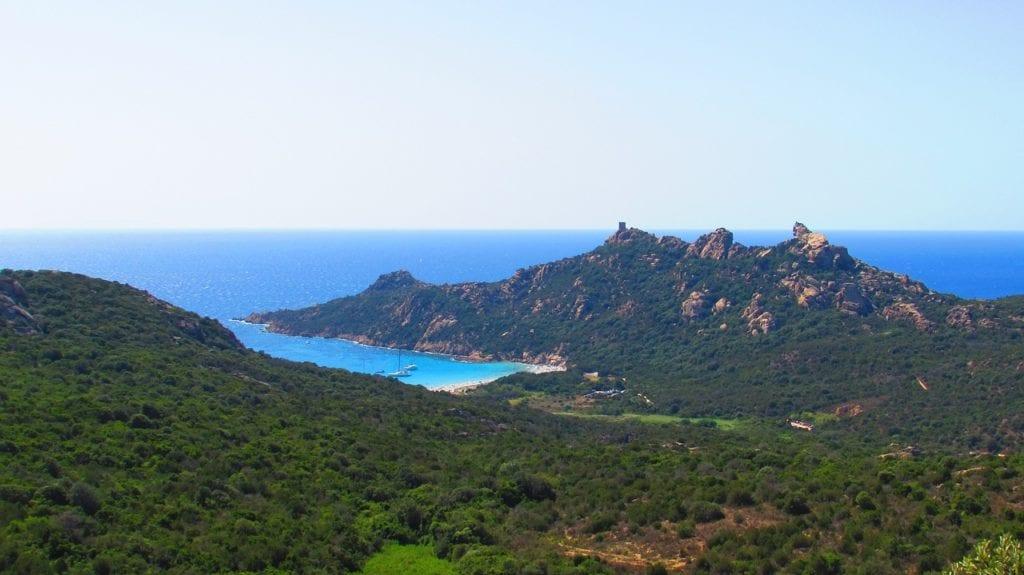trouver de la fraîcheur en Corse