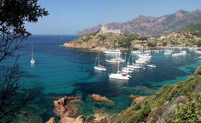 port de Girolata (Pixabay)