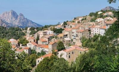 Evisa, un village corse à visiter
