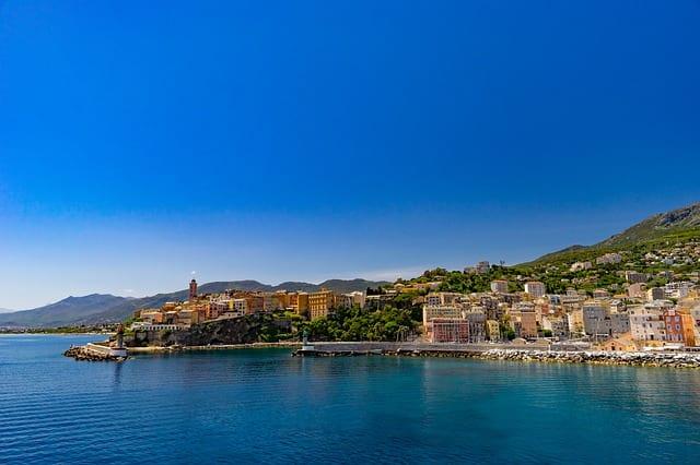 Durée séjour Corse