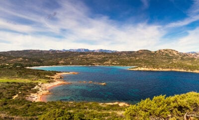 La baie de Rondinara, véritable écrin de beauté